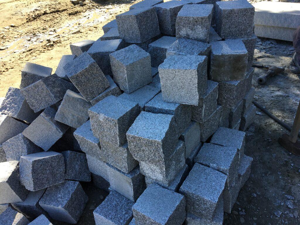 Granit Taş Nasıl Döşenir?